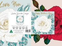 Lorraine Brownlee Designs – Classic Flowers Gift Cards