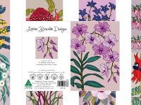 Lorraine Brownlee Designs – National and State Floral Emblem Cards