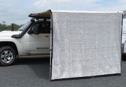 Shady Gear Australia – 1.8 m x 2 m Cool Shade Privacy Screen