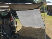 Shady Gear Australia – 2 m x 2 m Cool Shade Privacy Screen