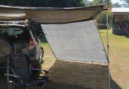 Shady Gear Australia – 2 m x 2 m Cool Shade Privacy Screen