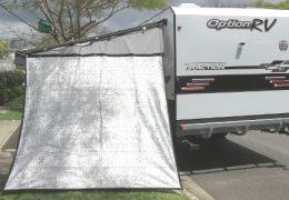Shady Gear Australia – 2.2 m Angle End-wall Kit