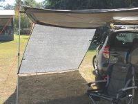 Shady Gear Australia – 2.2 m x 2 m Cool Shade Privacy Screen