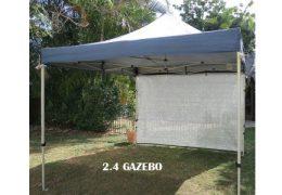 Shady Gear Australia – 2.4 m x 2 m Cool Shade Privacy Screen