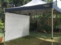Shady Gear Australia – 3 m x 2 m Cool Shade Privacy Screen
