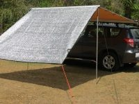 Shady Gear Australia – 3.75 m x 2 m Cool Shade Privacy Screen