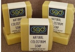 South Gippsland Dairy – Natural Colostrum Soap