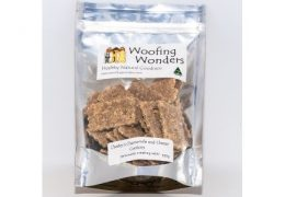 Woofing Wonders – Chester's Chamomile Cheese Cookies