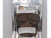 Woofing Wonders – Tasty Venison & Lupin Crackers