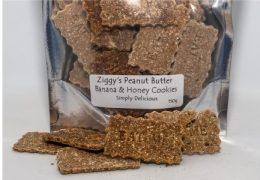 Woofing Wonders – Ziggy's Peanut Butter Cookies