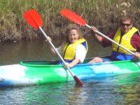 Australis Canoes - 2-Up Tandem Kayak