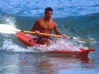Australis Canoes - Illusion 'Surf Ski' style Sit-on-Top