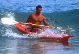 Australis Canoes – Illusion 'Surf Ski' style Sit-on-Top