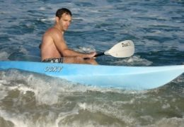 Australis Canoes – Ocky Sit-on-Top