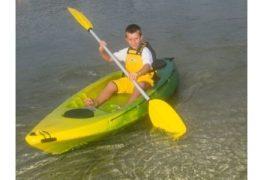 Australis Canoes – Squid Sit-on-Top