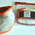 Fair Air Fire Mask Set – Khaki/Orange Fire Mask Set