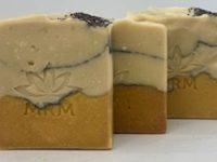 Margaret River Made – Rose Geranium & Basil Plant Based Soap