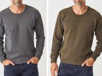 Aklanda Australia – Merino Crew Sweater NC