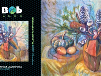 Mr Bob Puzzles – Banksias and Eucalyptus