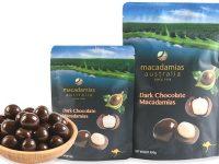 Macadamia Australia - Dark Chocolate Macadamias