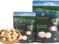 Macadamia Australia - Dry Roasted Macadamias
