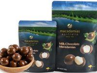 Macadamia Australia - Milk Chocolate Macadamias
