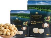 Macadamia Australia - Raw Whole Macadamias