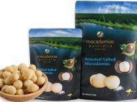 Macadamia Australia - Roasted Salted Macadamias