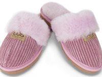 UGG Since 1974 - Corduroy Designer Slippers