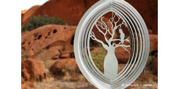 Aussie Spinners – Australiana Range – Boab Tree