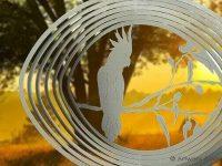 Aussie Spinners - Australiana Range - Cockatoo