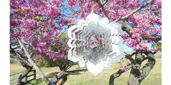 Aussie Spinners – Designer Contempo Collection – Crystal Mandala