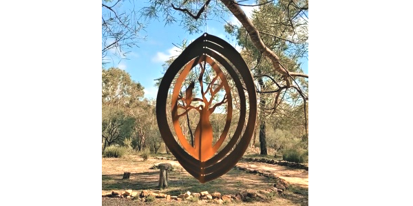 Aussie Spinners – Weathering Steel Collection – Boab