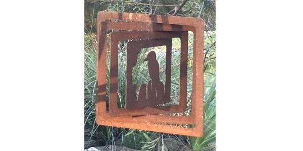 Aussie Spinners – Weathering Steel Collection – Kookaburra