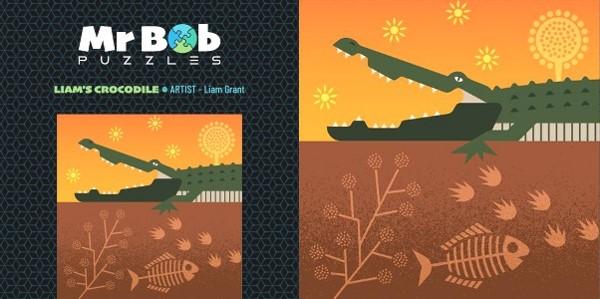 Mr Bob Puzzles – Liam's Crocodile