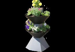 Biomaster – Hexagonal Patio Garden