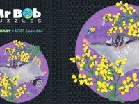 Mr Bob Puzzles - Bush Baby