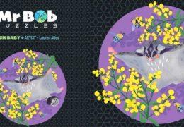 Mr Bob Puzzles – Bush Baby