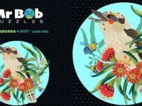 Mr Bob Puzzles - Kookaburra