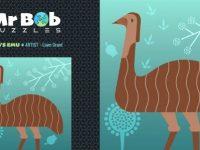 Mr Bob Puzzles - Liam's Emu