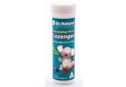 AstraGrace – (Dr.Natural) Eucalyptus Honey Lozenges 35g