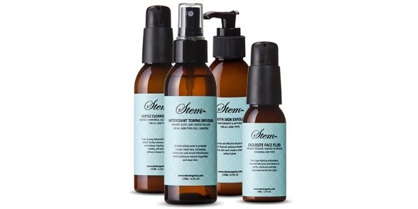 Stem Organics – Skincare Set: All Skin Types
