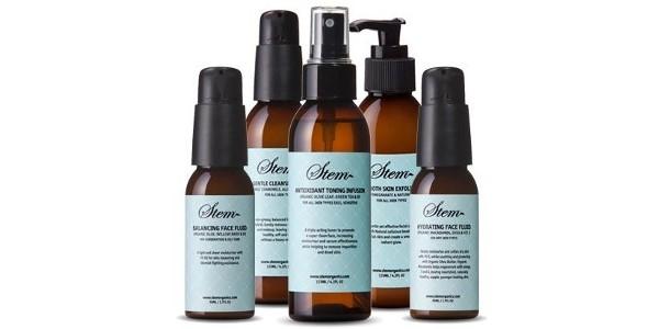 Stem Organics – Skincare Set: Combination Skin