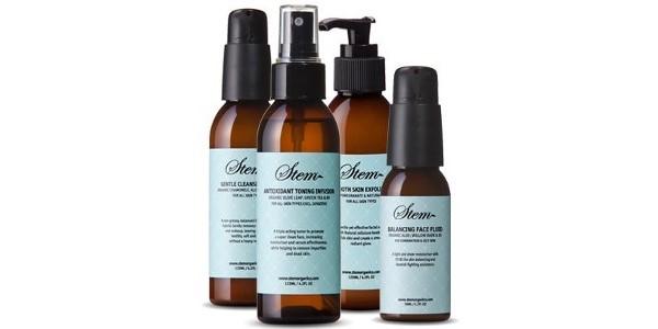 Stem Organics – Skincare Set: Normal/Oily Skin