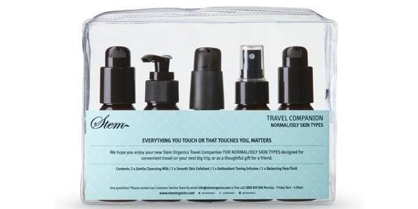 Stem Organics – Travel Companion: Normal/Oily Skin Types