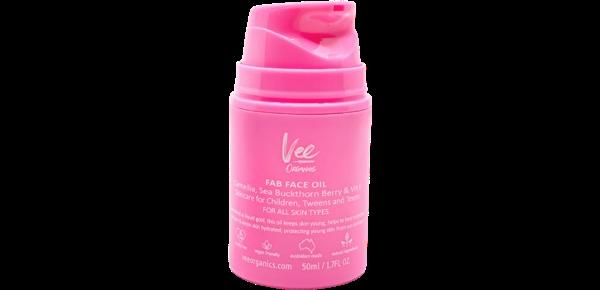 Vee Organics – Fab Face Oil