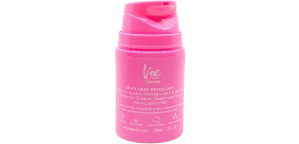 Vee Organics – Silky Skin Exfoliant