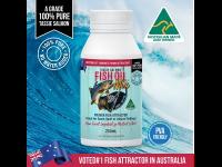Aussie Pets & Stock Feed Solutions Pty Ltd - Tassie Salmon Fish Oil Mix Fishing Attractant Trail Pack